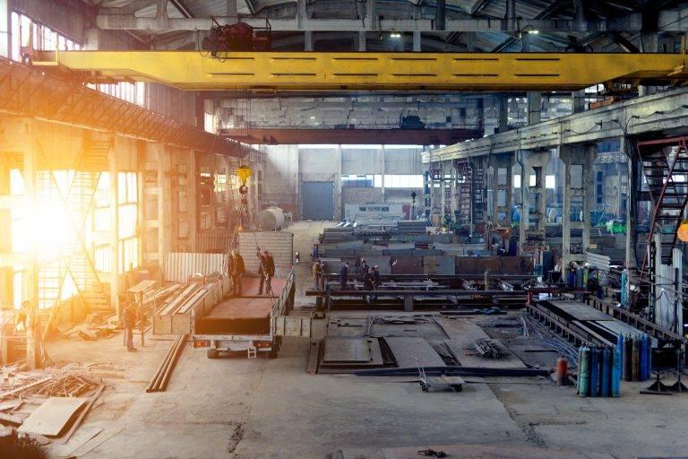 Provisiontrade-kovo Sklady a výrobní prostory